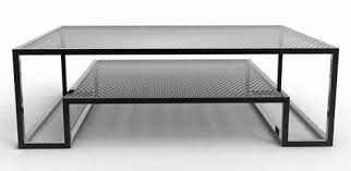 Metal Mesh Patio Table Garden Furniture That S Not Your Average Patio Set By Duffy