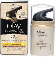 Olay Bb olay total effect 7 moisturiser complexion corrector cc