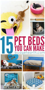 Upcycled Drawer Pet Bed Diy by Best 25 Homemade Pet Beds Ideas On Pinterest Diy Toys For Cats