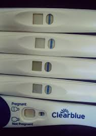 light line on ovulation test unsure on pregnancy test very faint trying to conceive