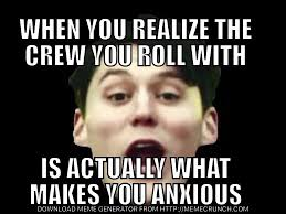 Suprised Meme - surprised nobody has made this stale meme yet thefrontbottoms