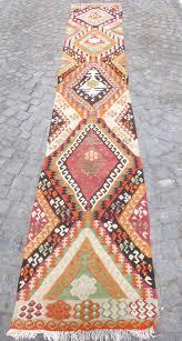 Kilim Runner Rugs 12 72 X 2 16 Feet Long Colorful Ethnic Kilim Runner Rug Runner