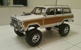 jeep grand wagoneer custom jeeps collection on ebay