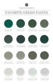 ask studio mcgee our favorite green paints benjamin moore green