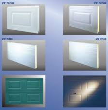 Overhead Door Panels Door Panel For Sectional Door Overhead Door Garage Door From