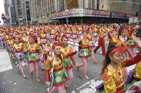 where was the first thanksgiving day parade held let u0027s have a parade