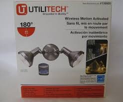 utilitech led flood light utilitech outdoor motion sensor security floodlight review
