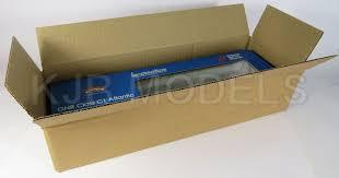 50 x 15x5x3 single wall cardboard postage box model railway loco