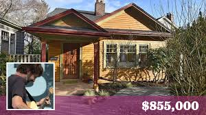 pearl jam u0027s stone gossard sells seattle bungalow for over the