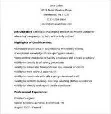 Caregiver Resume Example by Caregiver Resume Sample Writing Guide Resume Genius Hostess Job