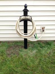 garden hose holder wall mount full image for garden hose holder