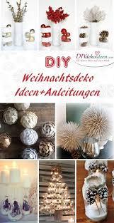zauberhafte diy weihnachtsdeko bastelideen für das der liebe - Diy Weihnachtsdeko