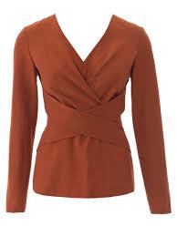criss cross blouse criss cross blouse 01 2017 118 sewing patterns burdastyle com