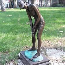 garden golf statues garden golf statues suppliers and