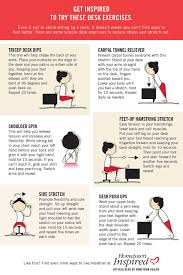 Desk Exercises At Work Get Inspired To Try These Desk Exercises Bestmedicine
