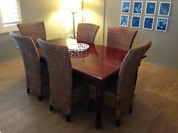 own u0027s home made simple refreshes a dining room with malted tawny