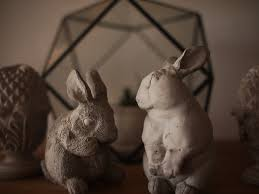 rabbit material free images blur vintage statue shadow material rabbit