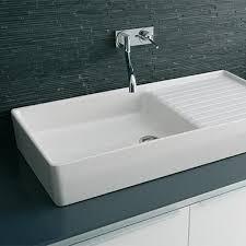 lavabo de cuisine evier de cuisine a poser vasque en x cm lavabo lzzy co