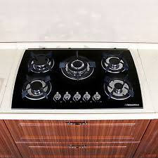 30 Inch 5 Burner Gas Cooktop 5 Burner Gas Cooktop Ebay