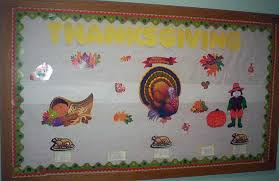 november bulletin board ideas