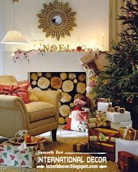 Christmas Decorations For Fireplace Mantel This Is Best Christmas Decorating Ideas For Fireplace Mantel 2015