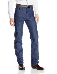 amazon com wrangler men u0027s cowboy cut original fit jean clothing