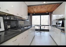 kitchen modern white galley kitchen design ideas narrow but
