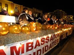 Halloween Night Light by Light Up The Night Parade Anoka Halloween