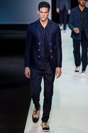 giorgio armani spring 2018 menswear collection vogue