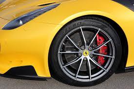 Ferrari F12 Yellow - 2016 ferrari f12tdf review