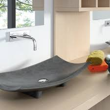 black stone bathroom sink exotic bathroom sink