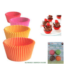 120 mini cupcake liners paper baking cups cake