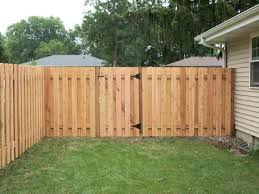 garden fence backyard fence ideas