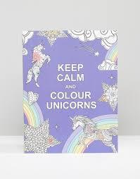 calm colour books keep calm and colour unicorns