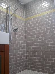 yellow tile bathroom ideas bathroom design appealing fireclay crush recycled gray glass