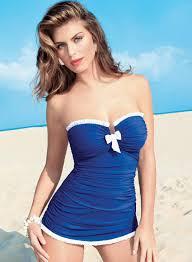 swim dress dressed up