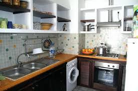 cuisine avec machine à laver encastrable pose libre les lave linge pose libre cuisine cuisine