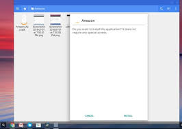 for enterprise apk chromebooks to allow sideloading of android apps without developer