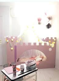 chambre de princesse pour fille chambre petit fille lit deco chambre fille princesse