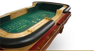 Craps Table 88 U0027 U0027 Portable Custom Craps Table For A Pool Table