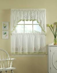 Green Bathroom Window Curtains Kitchen Classy Cafe Curtains Walmart Kitchen Window Treatments