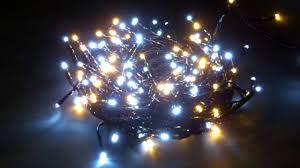lumineo led lichterkette twinklelights duo color ricelight led