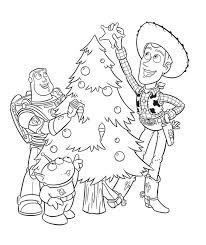 toy story horse coloring pages alltoys