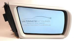 mercedes c class wing mirror wing mirror door mirror drivers side rh electric