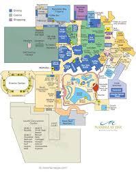 mandalay bay pool map 8 best las vegas hotel maps images on las vegas hotels