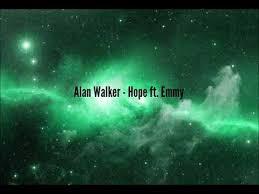 alan walker hope alan walker hope feat emmy youtube
