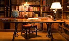 antique library desk walldevil