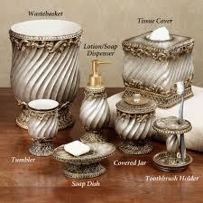 Glass Bathroom Furniture by Milk Glass Bathroom Accessories