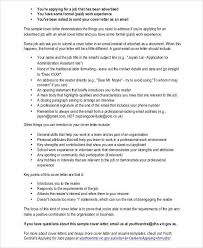 email cover letter for cv 6 easy steps for emailing a resume and