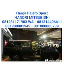pajero sport mitsubishi pos pengumben auto seo very keyword harga pajero sport